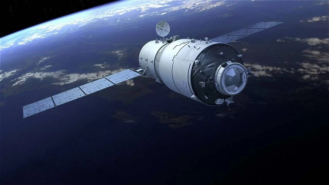 Tiangong 2, Chinese space laboratory