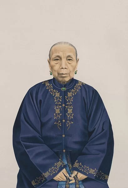 Portrait of Lady Li