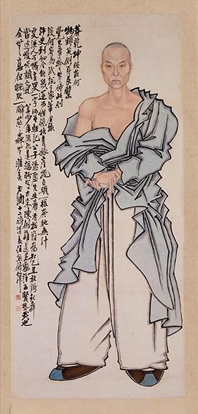 Ren Xiong SelfPortrait