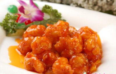 Sweet and Sour Pork(Gulaorou 咕老肉)