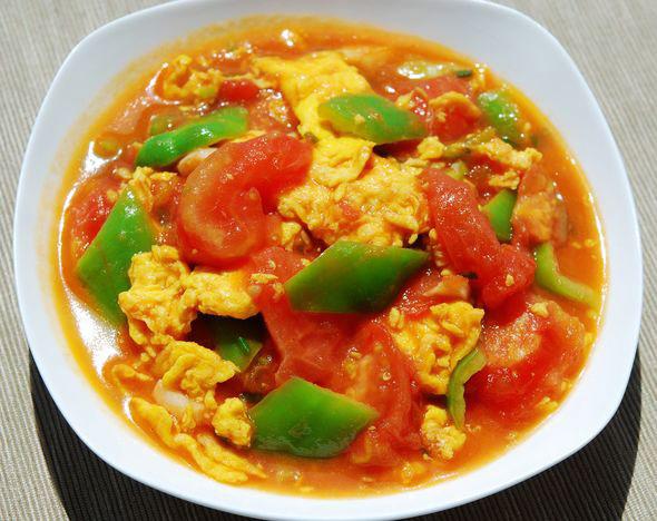 Tomato Egg Stir Fry