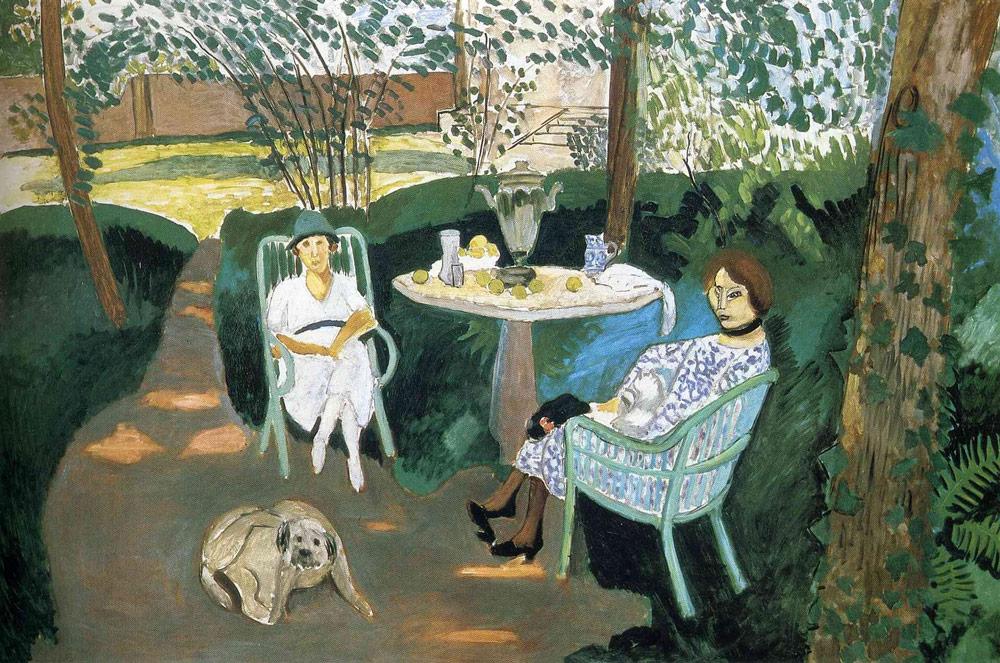 Tea, Henry Matisse. 1919