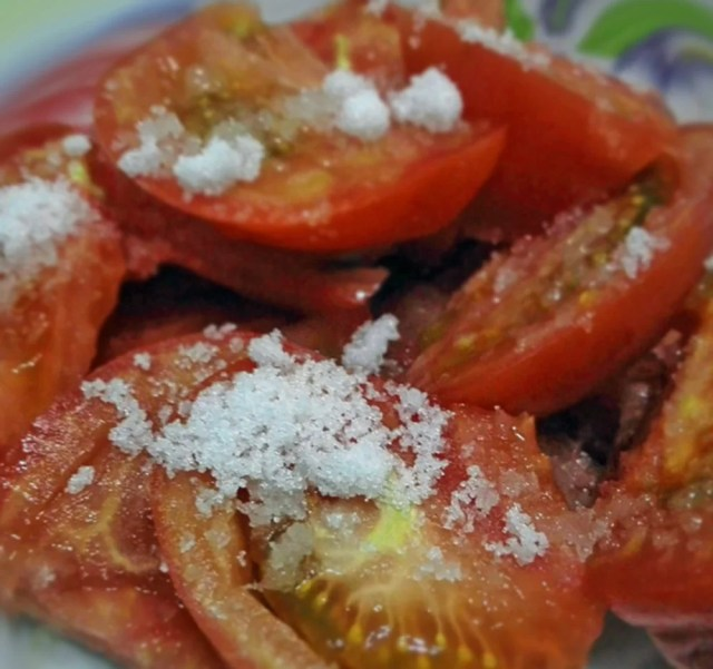 Salad Tomato (凉拌西红柿)