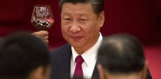 Chinese Communist Party under Xi Jinping