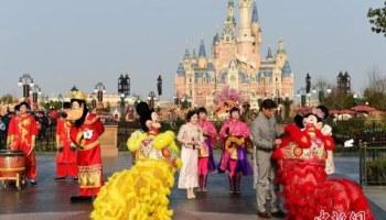 China's theme park market