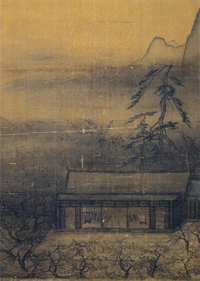 Ma-Yuan-Banquet-by-Lantern-Light-(detail)