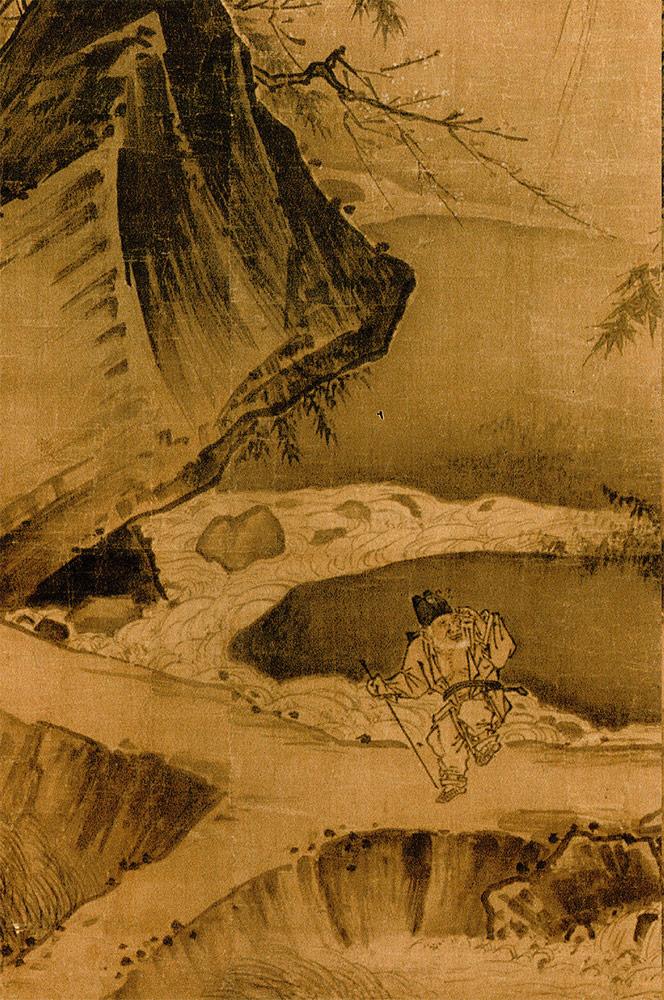 Ma-Yuan---Dancing-and-Singing--Peasants-Returning-from-Work---Detail-2