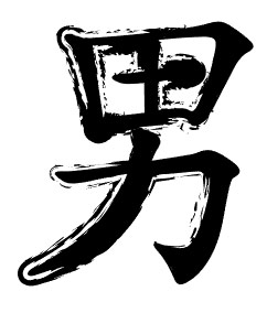 chinese-symbol-for-man