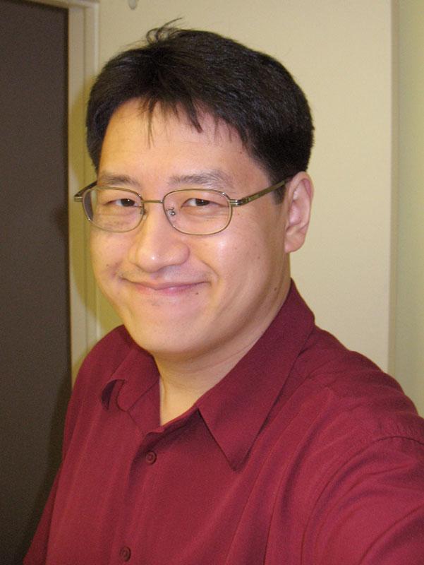 ChiWang comic writer