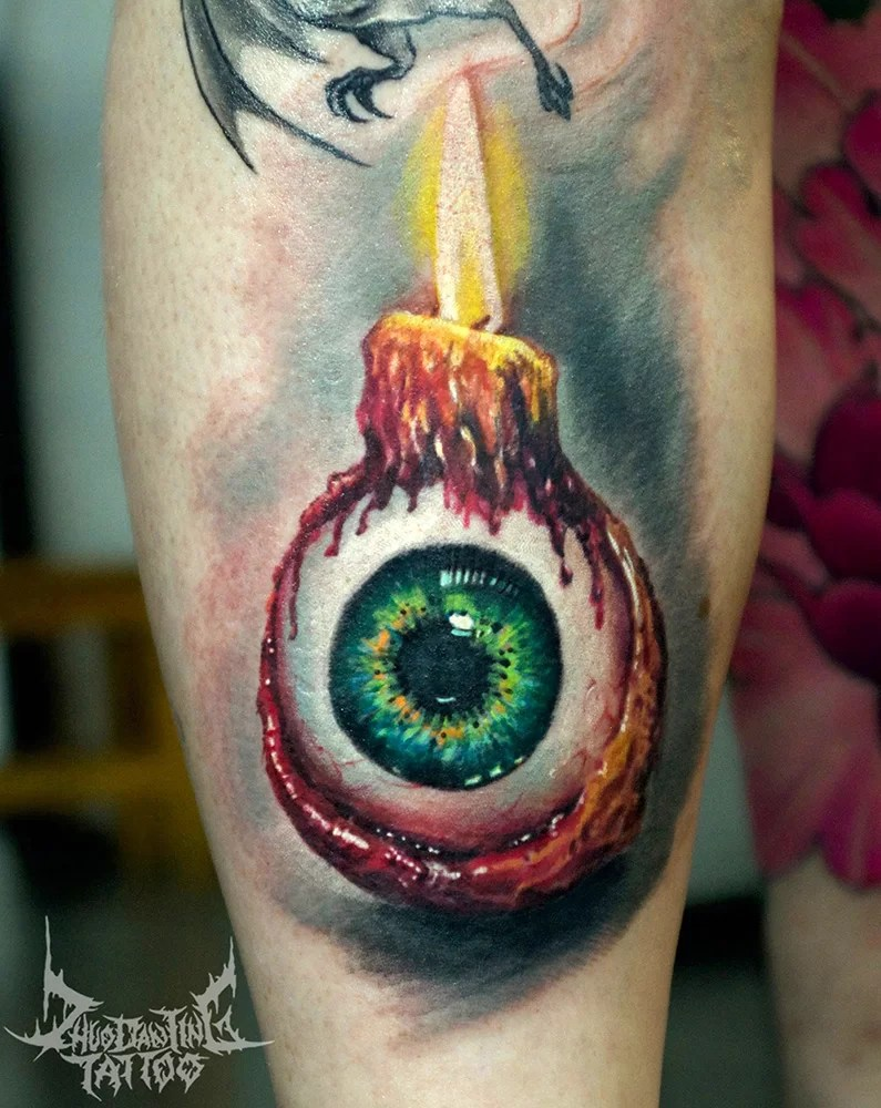 zhuo dan ting-china tattoos artist