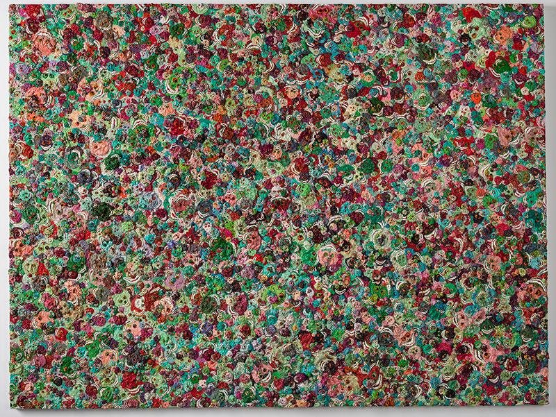 Poppy Fields No.12 , 2011, oil on linen, 150x200cm