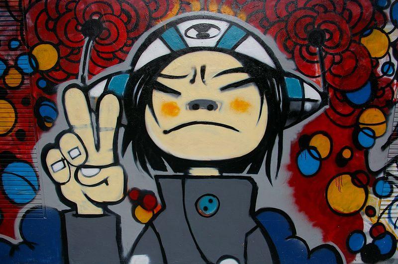 Graffiti-Shanghai