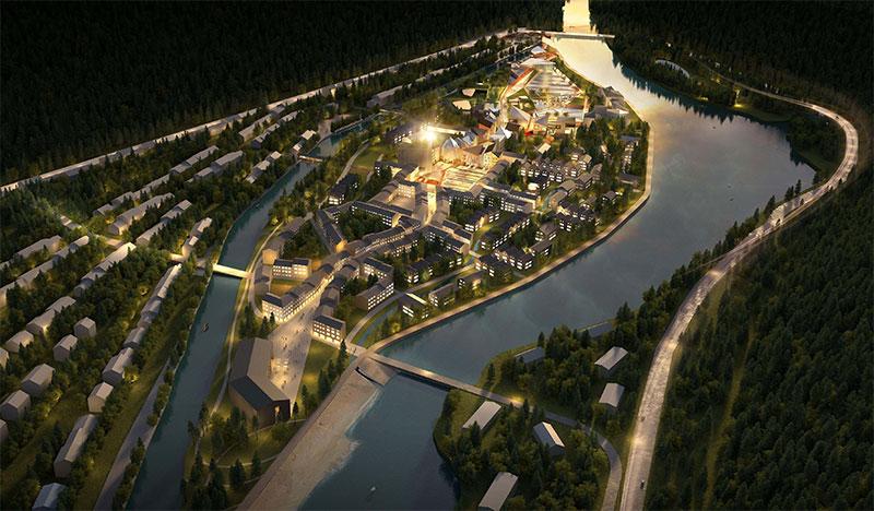 Manjiangwan-Masterplan