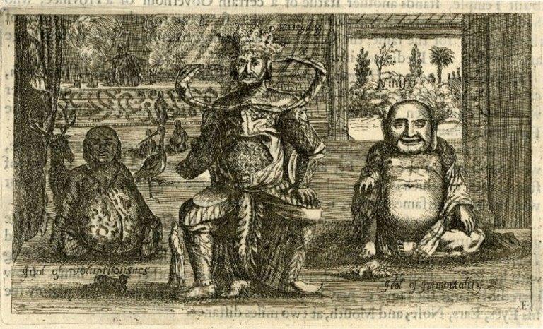 Three Chinese idols