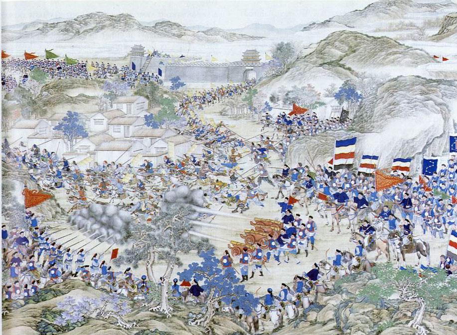 Battle-of-Tongcheng
