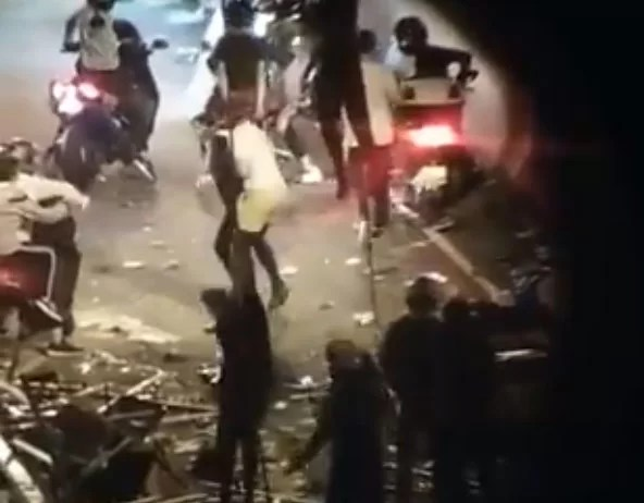 The dramatic escape of the students from PolyU in Hong Kong