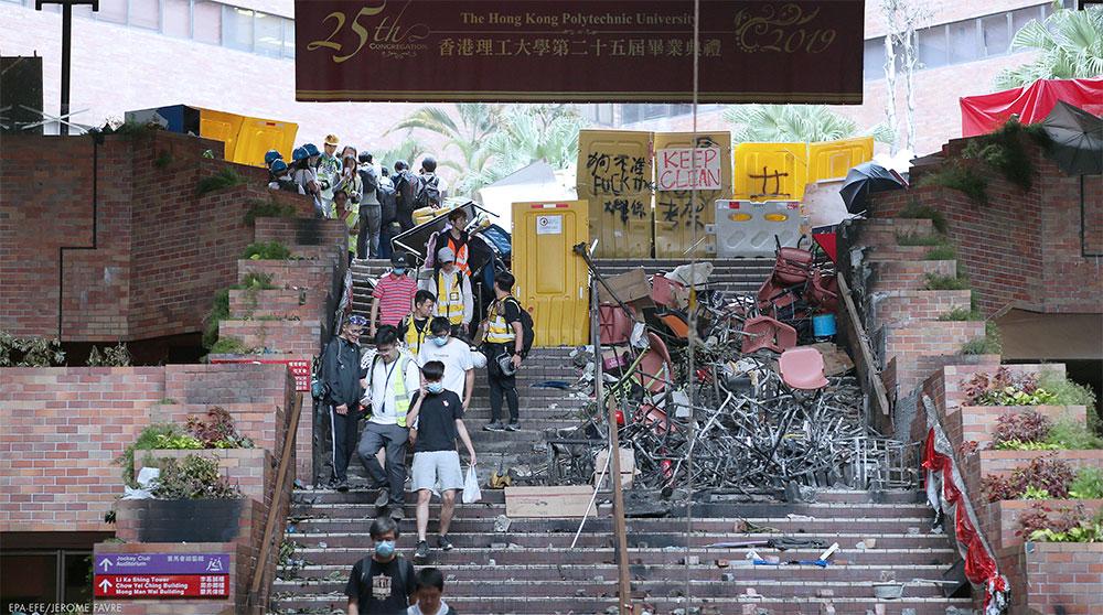 UN Human Rights Hong Kong