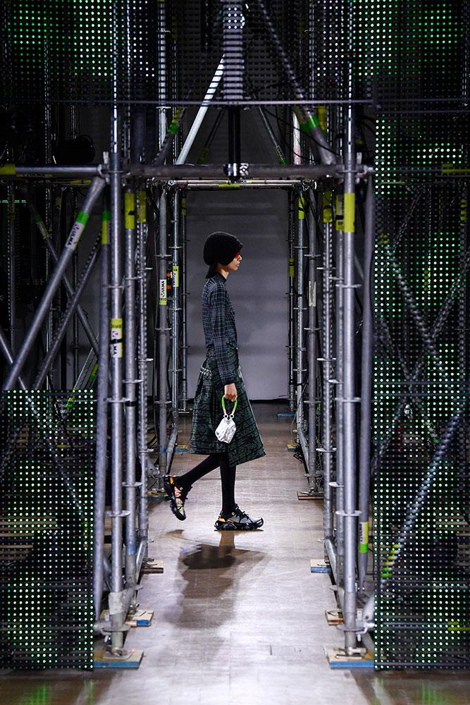 Li-Ning : Paris Fashion Week - Menswear Fall Winter 2020-21