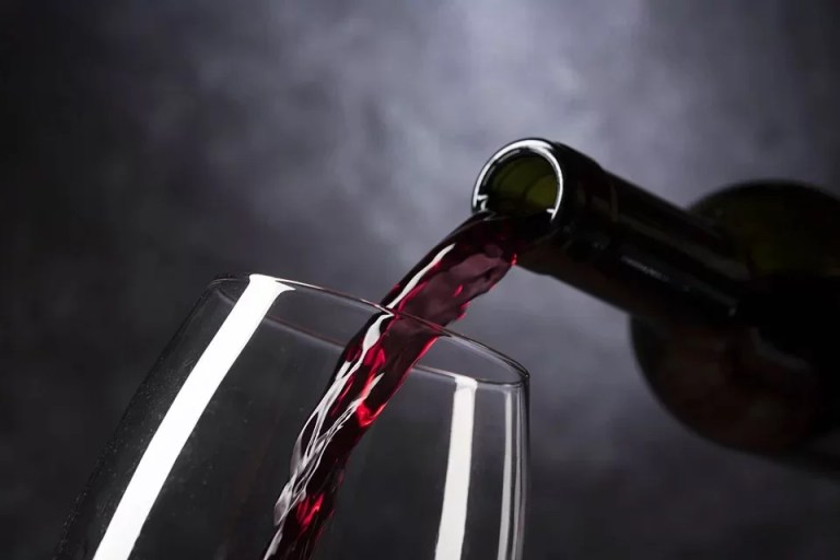 china US Wine Industry
