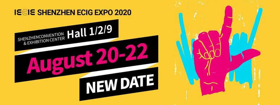IECIE Shenzhen eCig Expo 2020