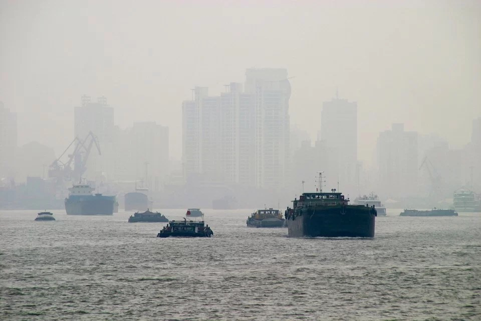 china pollution coronavirus