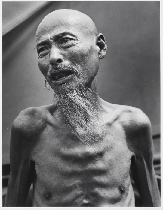 Famine Victim, Henyang, China