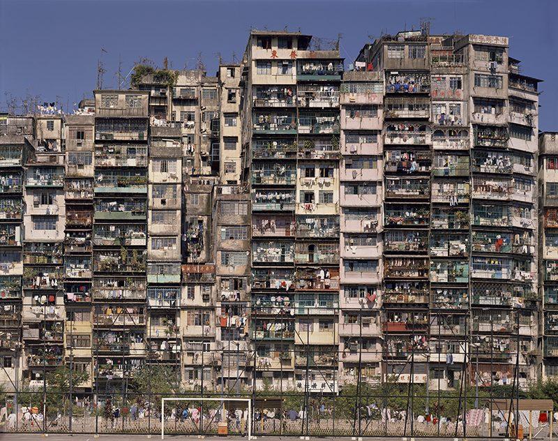 Hong Kong Kowloon Walled City
