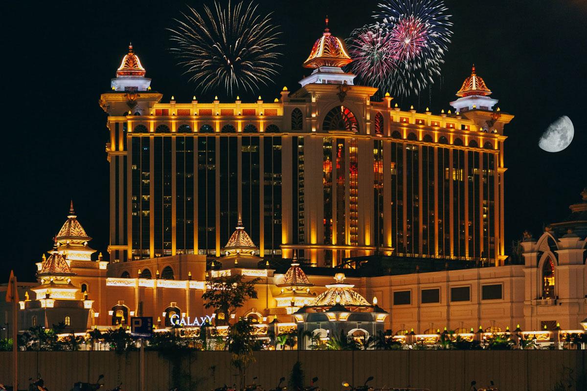 Chinese tourists Macau