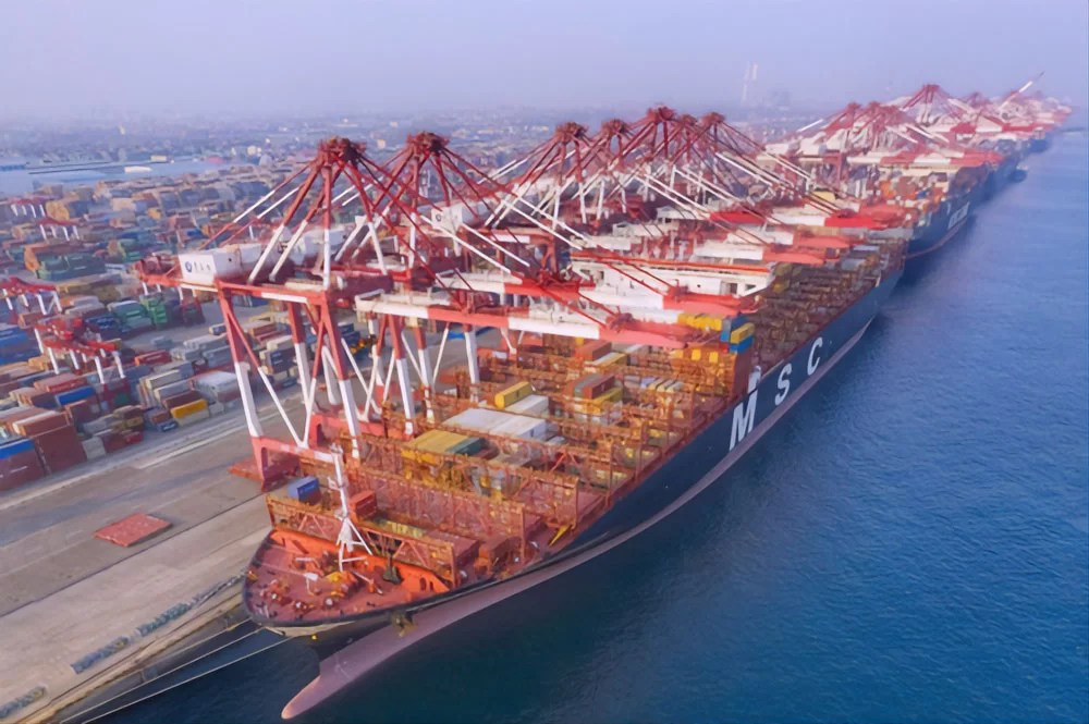 port-of-qingdao
