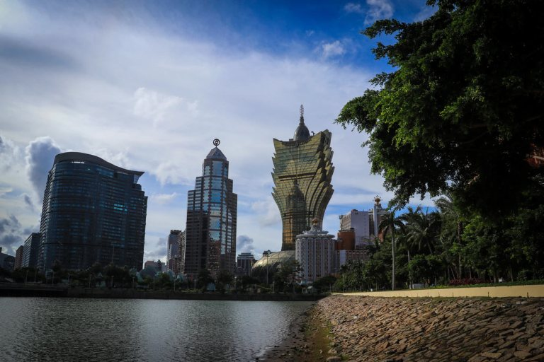 history of Macao