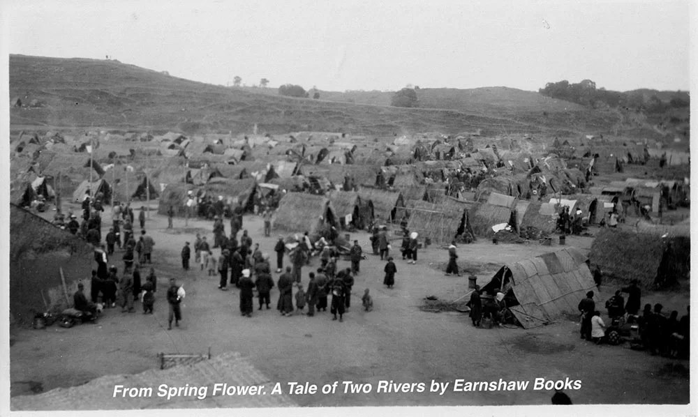 (3)-Refugee-Camps-in-Kiukiang---1931