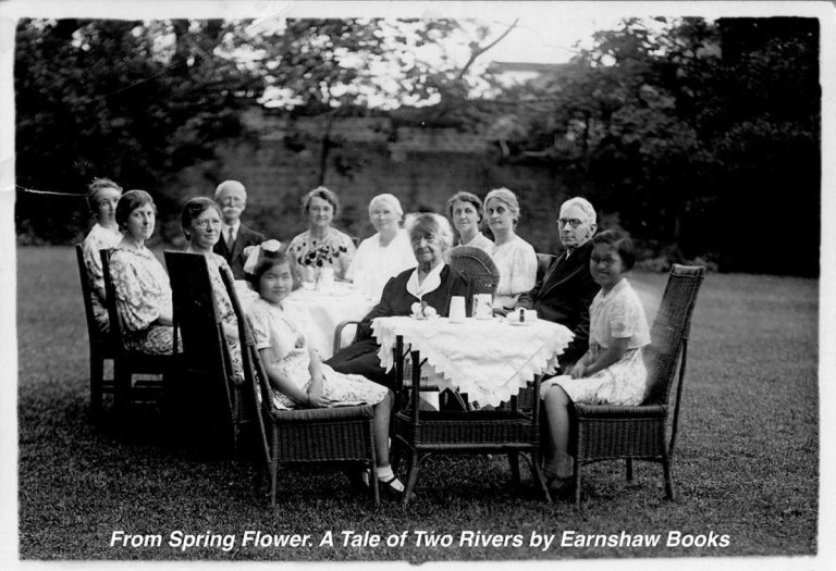 Spring Flower A Tale of Two Rivers interview