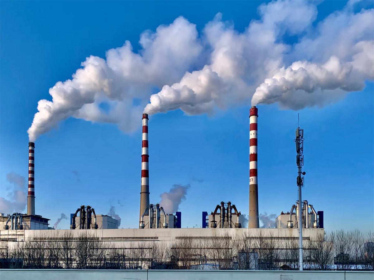 China CO2 emissions