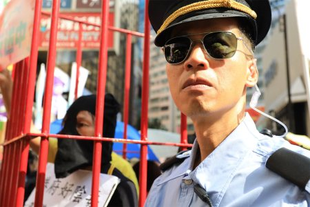 Interview with Kacey Wong: The Protest Art in Hong Kong