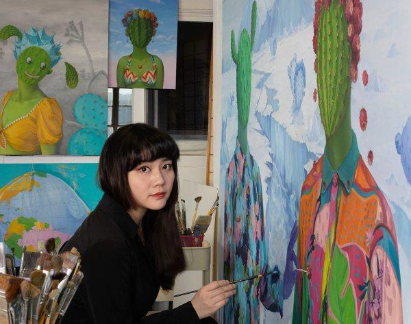 Interview with Artist Jingyi Wang