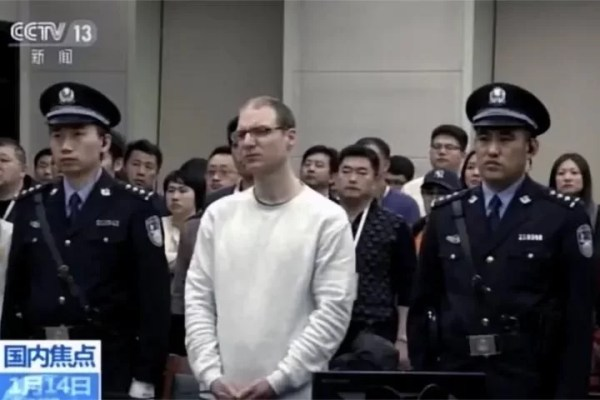 China upholds death sentence against Canadian Robert Schellenberg