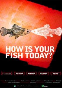 """Poster for the movie """"How Is Your Fish Today?"""""""