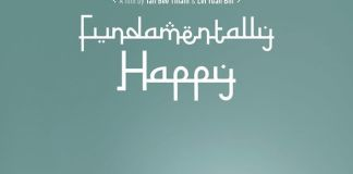 "Poster for the movie ""Fundamentally Happy"""
