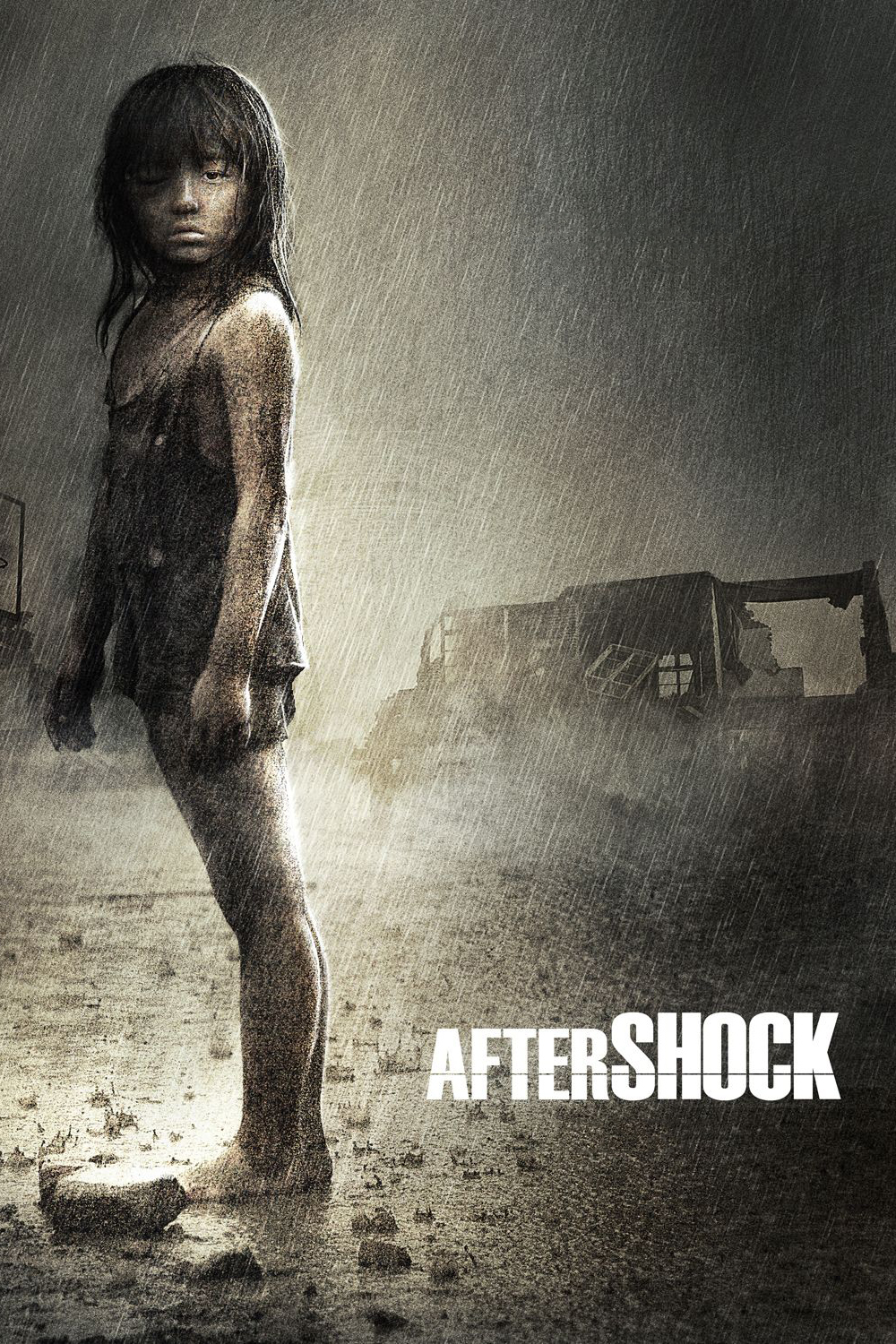 """Poster for the movie """"Aftershock"""""""