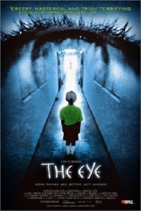 """Poster for the movie """"The Eye"""""""