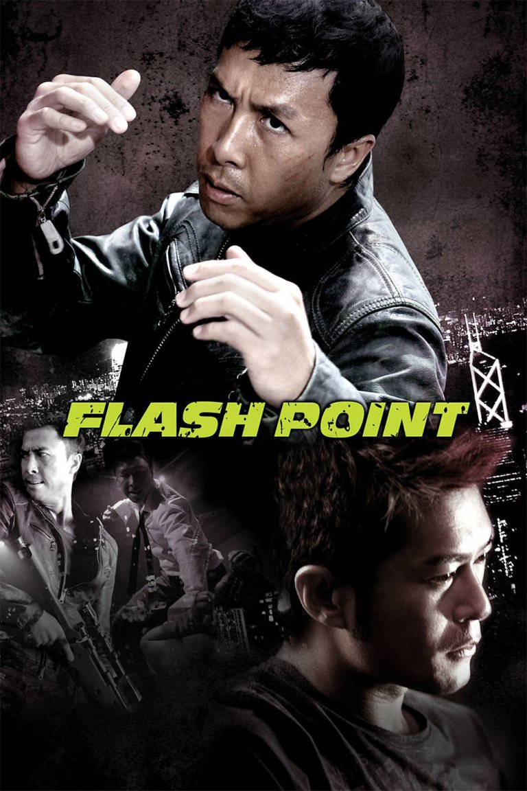 """Poster for the movie """"Flash Point"""""""