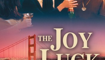 """Poster for the movie """"The Joy Luck Club"""""""