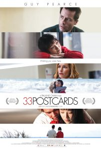 """Poster for the movie """"33 Postcards"""""""