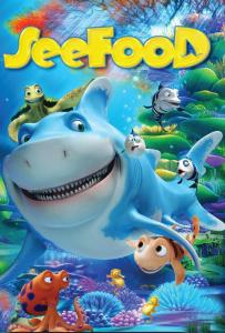 """Poster for the movie """"SeaFood"""""""