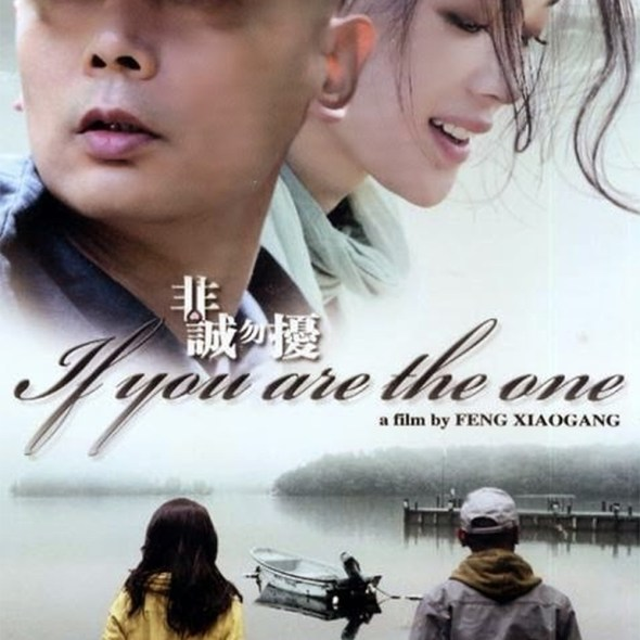 """Poster for the movie """"If You Are the One"""""""