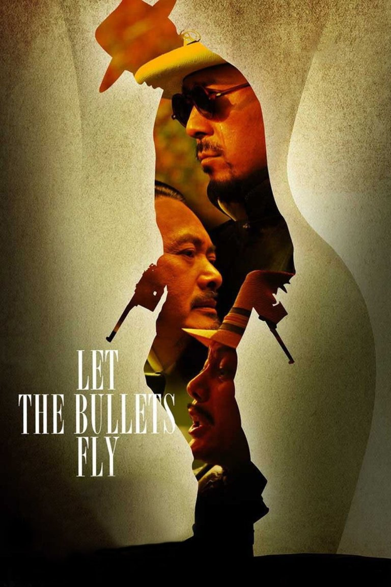 """Poster for the movie """"Let the Bullets Fly"""""""