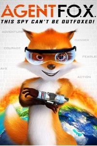 """Poster for the movie """"Agent F.O.X."""""""