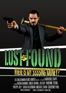 """Poster for the movie """"Lust and Found"""""""
