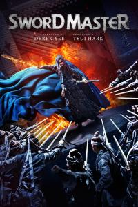 """Poster for the movie """"Sword Master"""""""