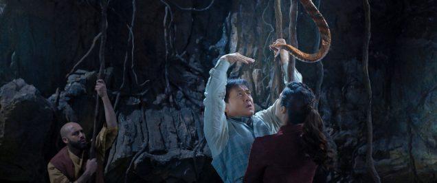 Kung Fu Yoga movie images